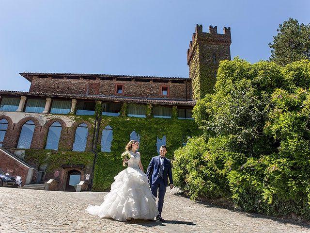 Il matrimonio di Marco e Angelica a Pinerolo, Torino 2