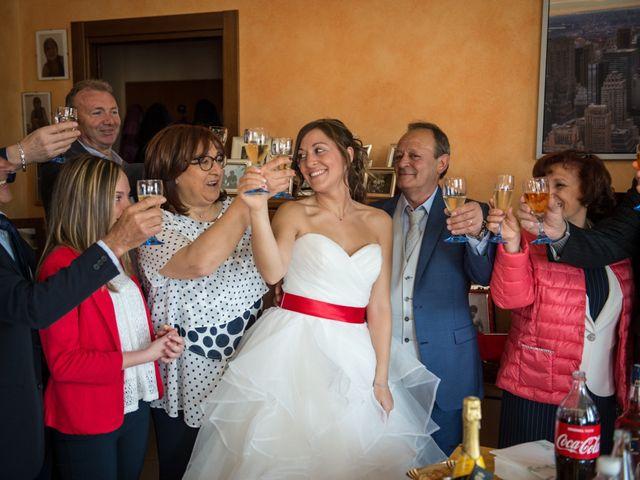 Il matrimonio di Enrico e Paola a Alzano Lombardo, Bergamo 5