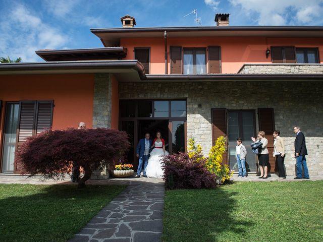 Il matrimonio di Enrico e Paola a Alzano Lombardo, Bergamo 6