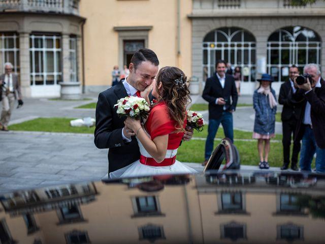 Il matrimonio di Enrico e Paola a Alzano Lombardo, Bergamo 18