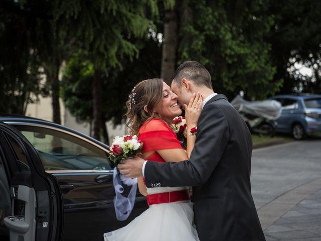 Il matrimonio di Enrico e Paola a Alzano Lombardo, Bergamo 19