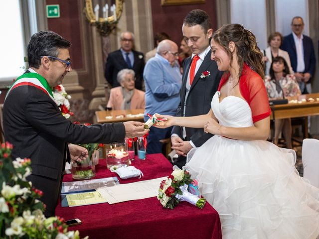 Il matrimonio di Enrico e Paola a Alzano Lombardo, Bergamo 30