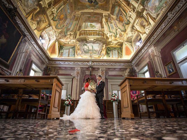 Il matrimonio di Enrico e Paola a Alzano Lombardo, Bergamo 31