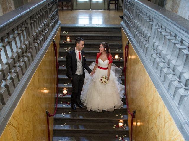 Il matrimonio di Enrico e Paola a Alzano Lombardo, Bergamo 32