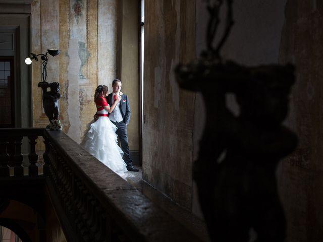Il matrimonio di Enrico e Paola a Alzano Lombardo, Bergamo 41