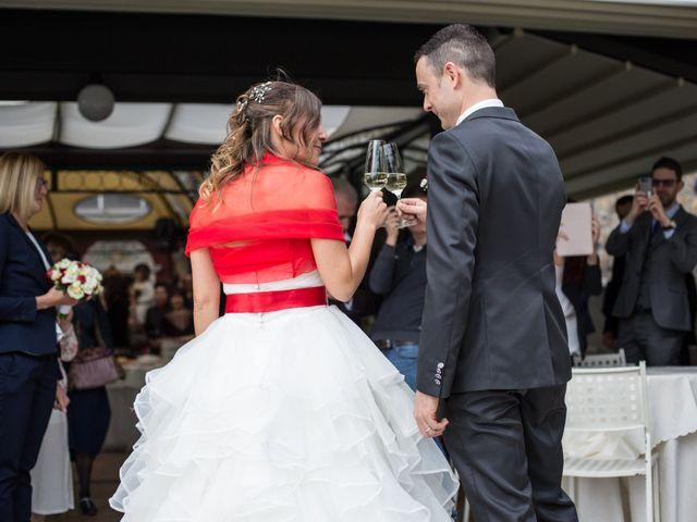 Il matrimonio di Enrico e Paola a Alzano Lombardo, Bergamo 44