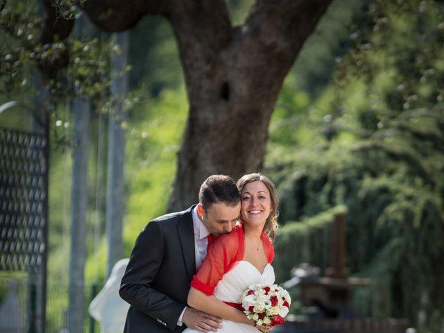 Il matrimonio di Enrico e Paola a Alzano Lombardo, Bergamo 54