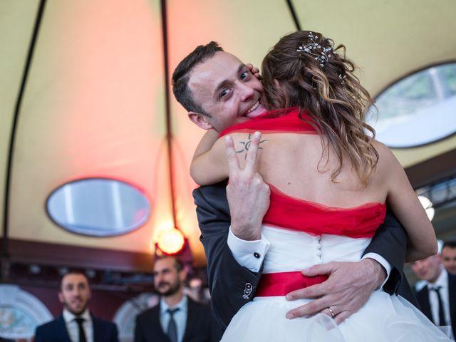 Il matrimonio di Enrico e Paola a Alzano Lombardo, Bergamo 71