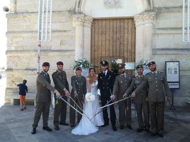 Il matrimonio di Mario e Federica a Manduria, Taranto 3