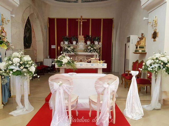 Il matrimonio di Mario e Federica a Manduria, Taranto 17