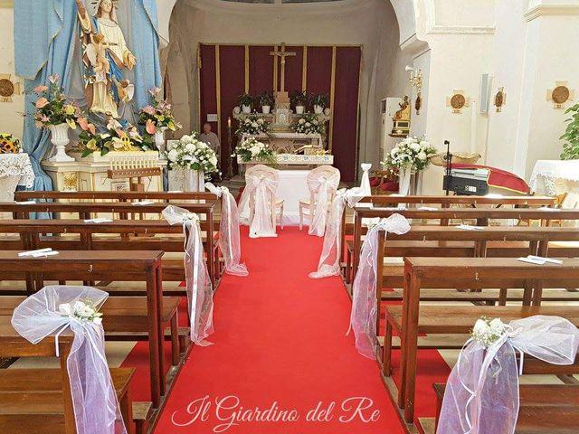 Il matrimonio di Mario e Federica a Manduria, Taranto 19