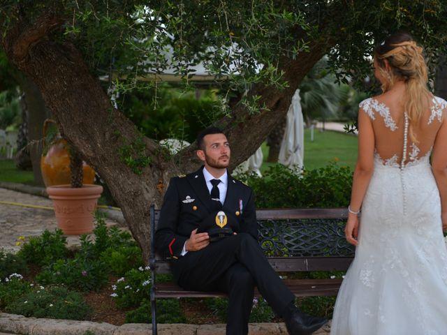 Il matrimonio di Mario e Federica a Manduria, Taranto 23