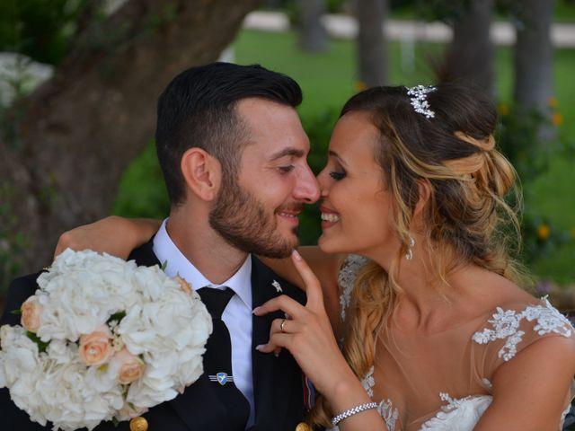 Il matrimonio di Mario e Federica a Manduria, Taranto 24
