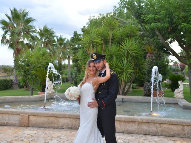 Il matrimonio di Mario e Federica a Manduria, Taranto 28