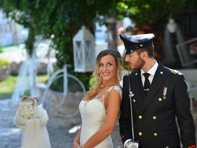 Il matrimonio di Mario e Federica a Manduria, Taranto 35