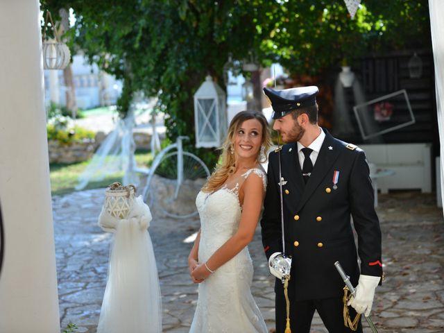 Il matrimonio di Mario e Federica a Manduria, Taranto 36