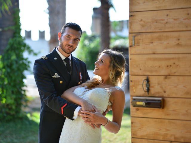 Il matrimonio di Mario e Federica a Manduria, Taranto 39