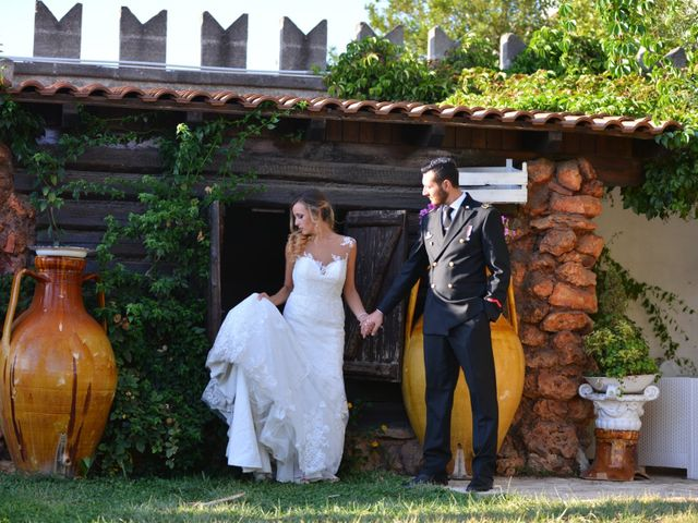Il matrimonio di Mario e Federica a Manduria, Taranto 53