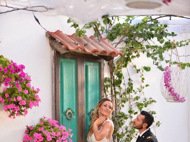 Il matrimonio di Mario e Federica a Manduria, Taranto 57