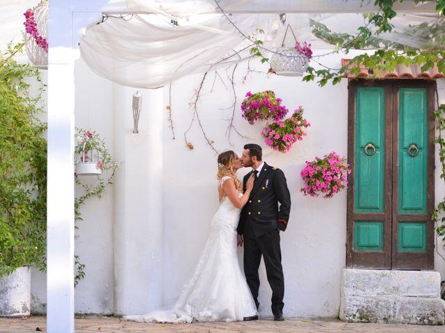 Il matrimonio di Mario e Federica a Manduria, Taranto 61