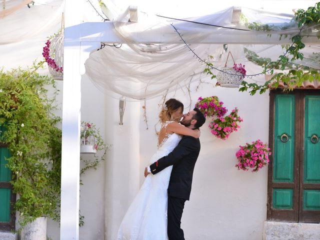 Il matrimonio di Mario e Federica a Manduria, Taranto 63