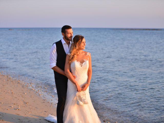 Il matrimonio di Mario e Federica a Manduria, Taranto 70