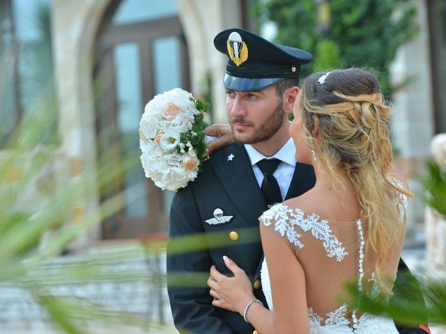 Il matrimonio di Mario e Federica a Manduria, Taranto 82