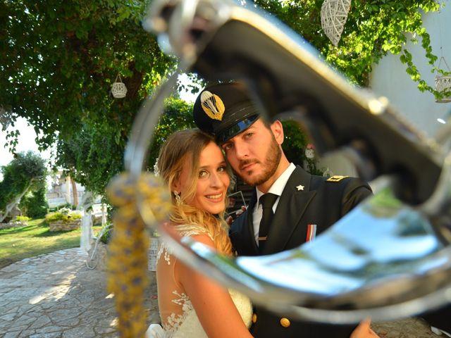 Il matrimonio di Mario e Federica a Manduria, Taranto 86