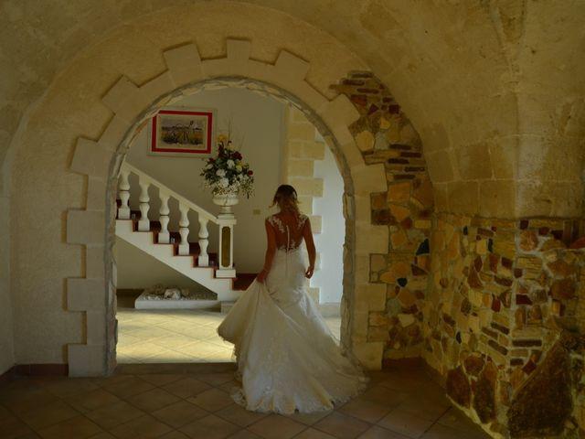 Il matrimonio di Mario e Federica a Manduria, Taranto 90