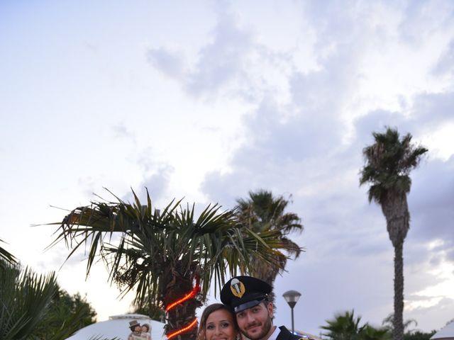 Il matrimonio di Mario e Federica a Manduria, Taranto 98