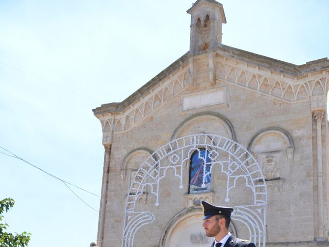 Il matrimonio di Mario e Federica a Manduria, Taranto 104