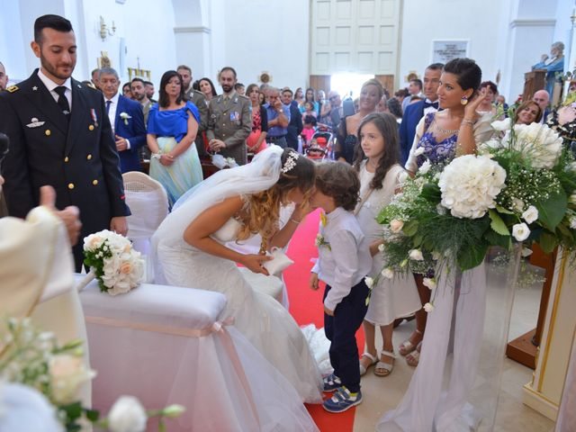 Il matrimonio di Mario e Federica a Manduria, Taranto 110