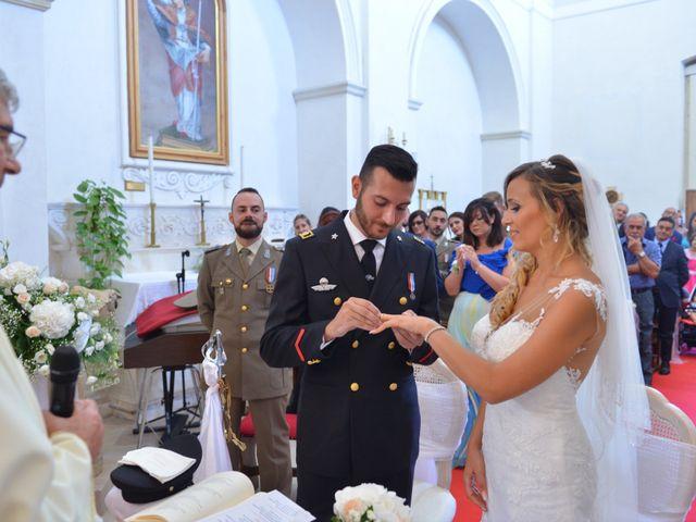 Il matrimonio di Mario e Federica a Manduria, Taranto 111