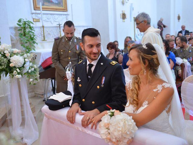 Il matrimonio di Mario e Federica a Manduria, Taranto 112