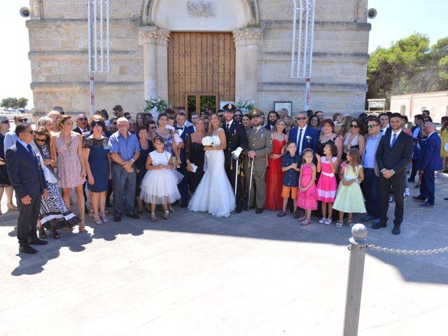 Il matrimonio di Mario e Federica a Manduria, Taranto 113