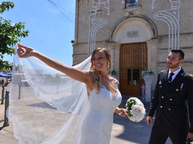 Il matrimonio di Mario e Federica a Manduria, Taranto 114