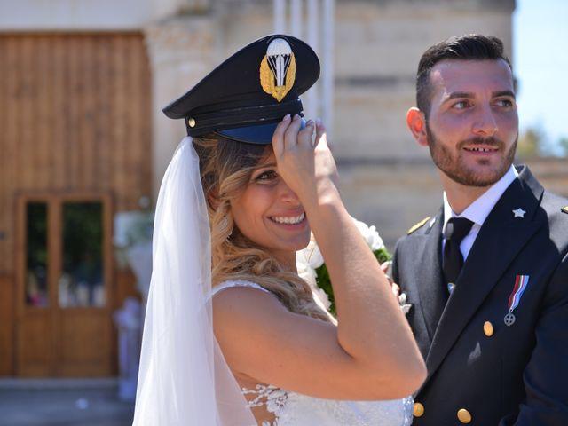 Il matrimonio di Mario e Federica a Manduria, Taranto 118