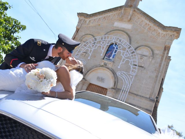 Il matrimonio di Mario e Federica a Manduria, Taranto 119