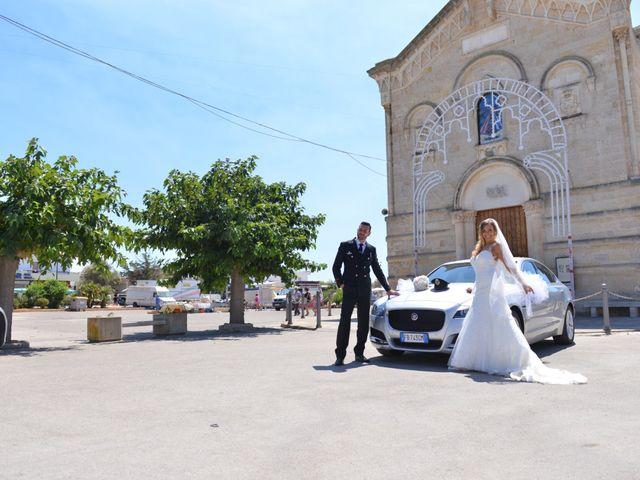 Il matrimonio di Mario e Federica a Manduria, Taranto 120