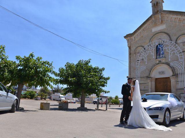 Il matrimonio di Mario e Federica a Manduria, Taranto 121