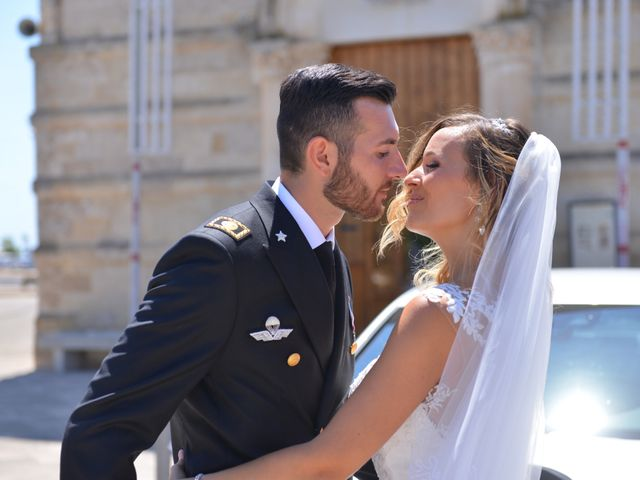 Il matrimonio di Mario e Federica a Manduria, Taranto 125