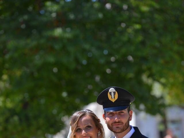 Il matrimonio di Mario e Federica a Manduria, Taranto 128