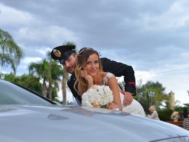 Il matrimonio di Mario e Federica a Manduria, Taranto 143