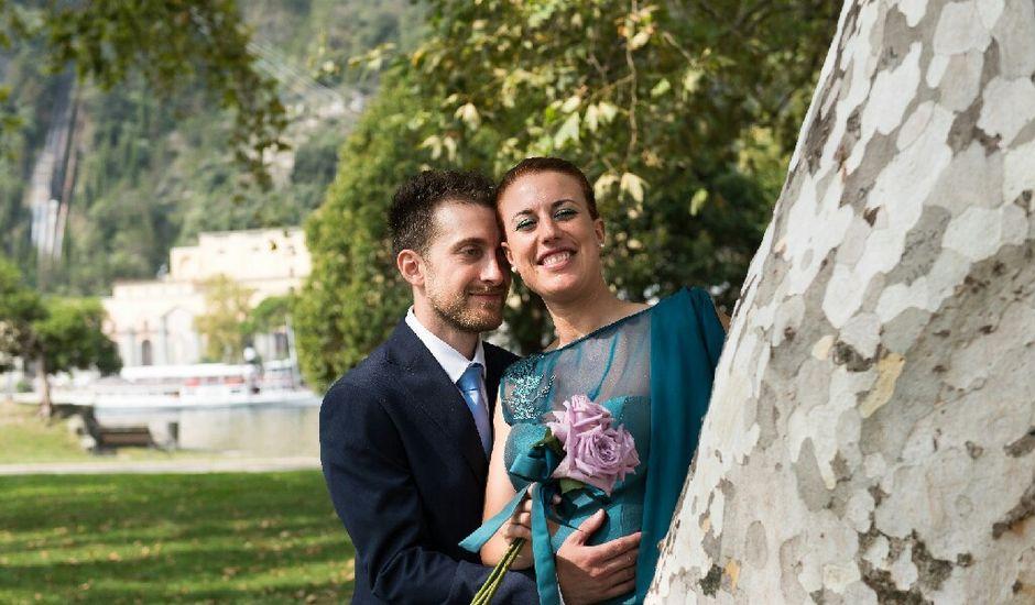 Il matrimonio di Silvio e Anna a Riva del Garda, Trento