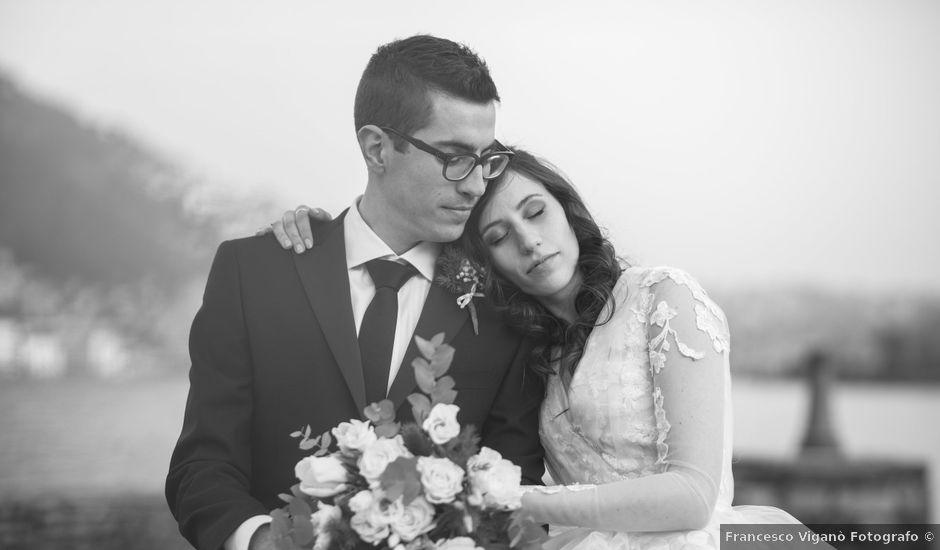 Il matrimonio di Simone e Antonella a Cantello, Varese