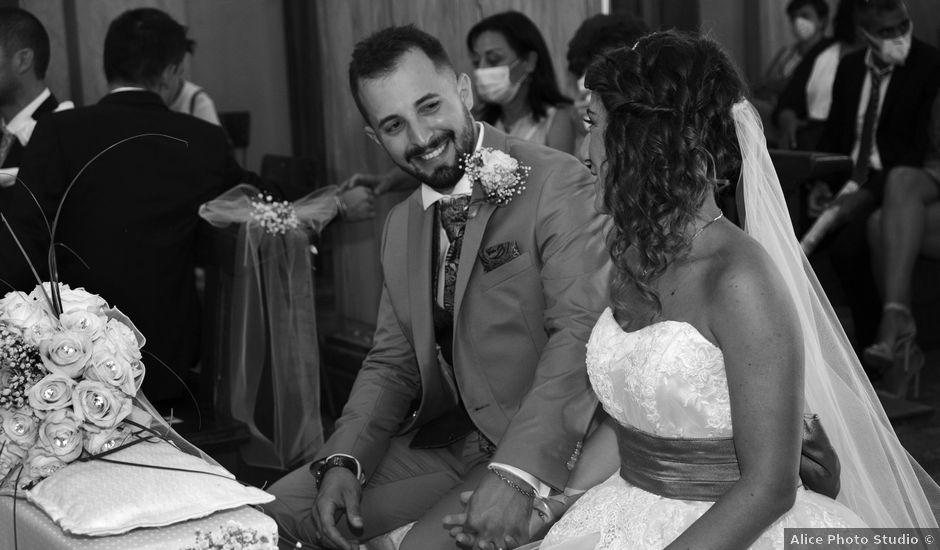 Il matrimonio di Pasquale e Pamela a Stazzano, Alessandria