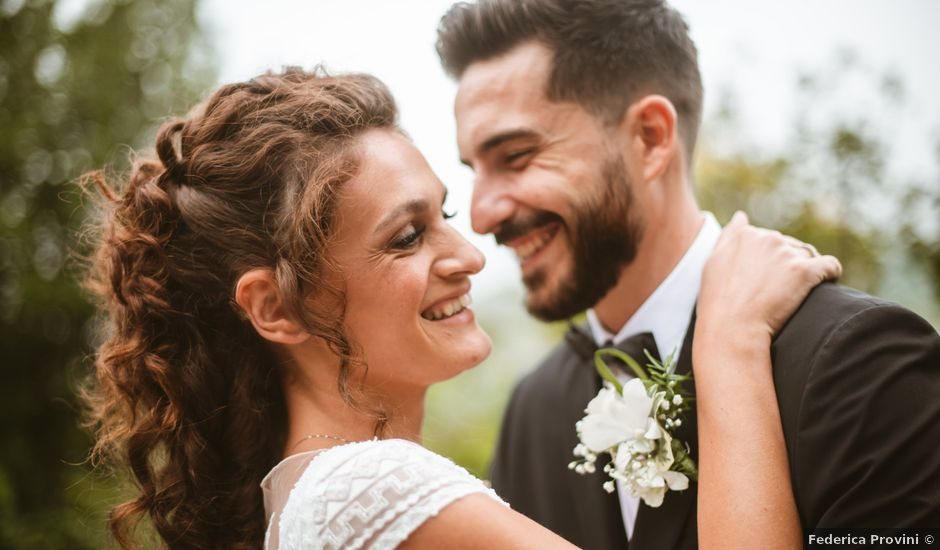 Il matrimonio di Davide e Laura a Ziano Piacentino, Piacenza