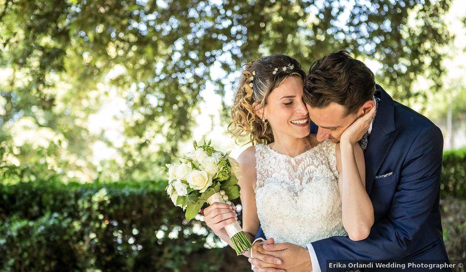 Il matrimonio di Marco e Angelica a Pinerolo, Torino