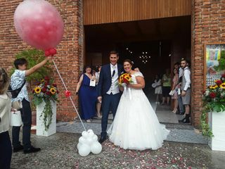 Le nozze di Manuel e Alessia 1