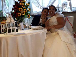 Le nozze di Manuel e Alessia
